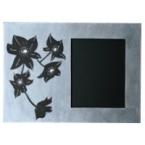 Kit peinture ardoise fleur