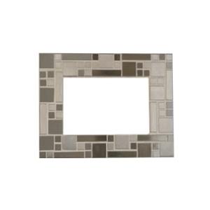 Kit cadre mosaïque Inox