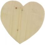 Coeur en bois -35
