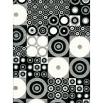 Décopatch Paper 441 Black Silver
