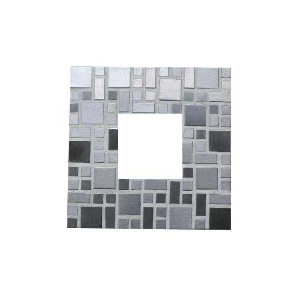 kit mosaique miroir inox maison pratic boutique pour vos loisirs creatifs et votre deco. Black Bedroom Furniture Sets. Home Design Ideas