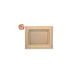 Craft Rounded Rectangular Frame 23x28cm