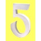Chiffre 3D 5