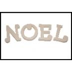 Lettres NOEL Baroque