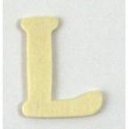 Lettre en Bois  L