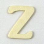 Lettre bois  Z