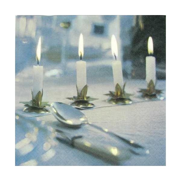 serviettage serviette bougies maison pratic boutique. Black Bedroom Furniture Sets. Home Design Ideas