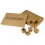 calendrier avent 24 boîtes