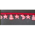 ruban decoration noel vendu au metre