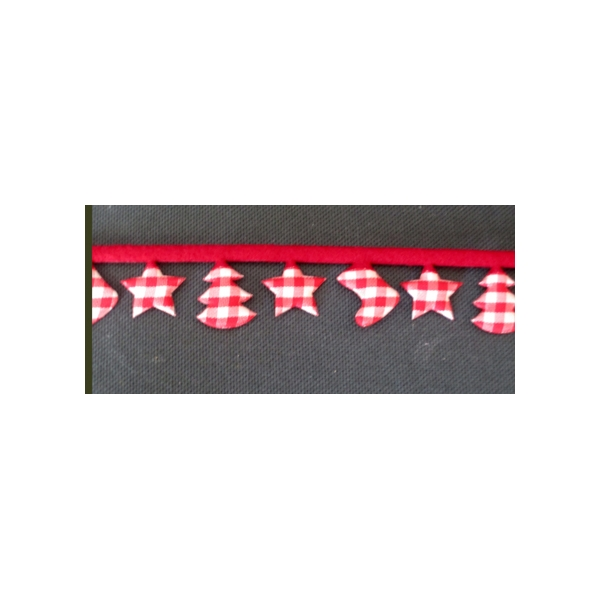 Ruban decoration noel vendu au metre maison pratic for Decoration de noel exterieur avec ruban