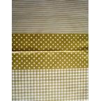 Décopatch Papier 543 weiß gold