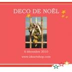Kit Couronne de Noel deco nature