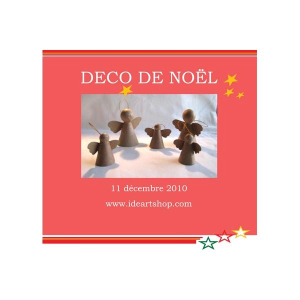 Anges de noel accrocher maison pratic boutique pour vos loisirs creatifs et votre deco - Anges de noel ...