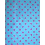 Décopatch Paper 423 Blue Pink Decopatch