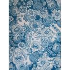 Décopatch Paper 432 Blue White decopatch