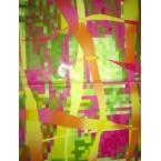 Décopatch Paper 473 Yellow Green Decopatch