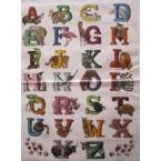 Décopatch Paper 525 Alphabet
