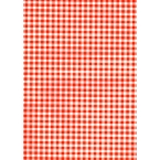 Décopatch Paper 322 Red Vichy
