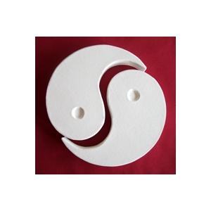 Support decopatch yin yang maison pratic boutique pour for Deco ying yang
