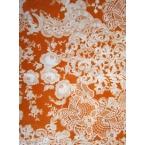 Décopatch 438 Decopatch Orange et Blanc