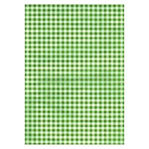 Feuille Décopatch 321 Decopatch Vert et Blanc