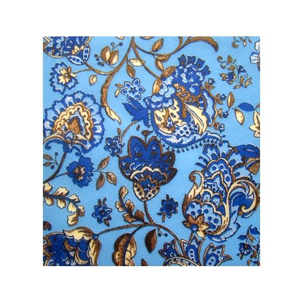 feuille d copatch 337 decopatch bleu maison pratic boutique pour vos loisirs creatifs et. Black Bedroom Furniture Sets. Home Design Ideas