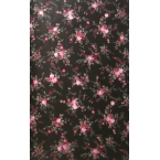 Décopatch Papel 565 Negro rosa decopatch