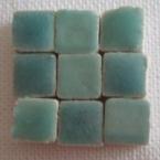 Micromosaïque turquoise 100pièces 5mmx5mm