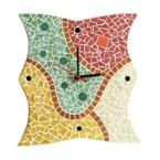 Kit mosaïque horloge
