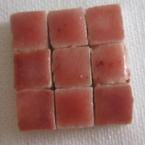 Micromosaique Saumon 100 pieces 5mmx5mm