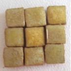 Micromosaique Sable 100 pieces 5mmx5mm