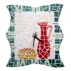 Kit mosaique horloge 2