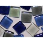 Mosaique Aigue Marine 100 tesselles
