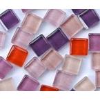 Mosaique Améthyste 100 tesselles