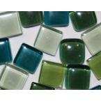 Mosaiques Baccara Jade 400 Tesselles