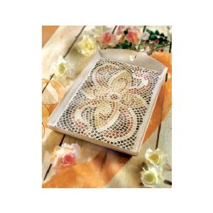 Kit mosaico romano artistico vassoio fai da te maison for Mosaico fai da te