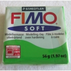 Pate FIMO Vert Pomme