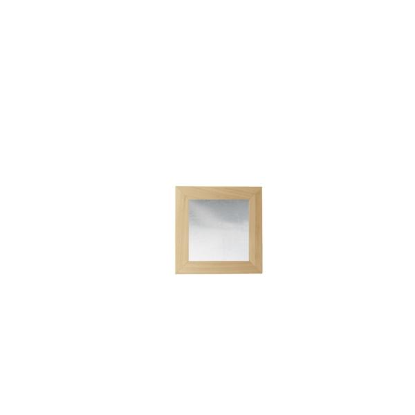 Cadre miroir 30cmx30cm maison pratic boutique pour vos for Miroir cadre