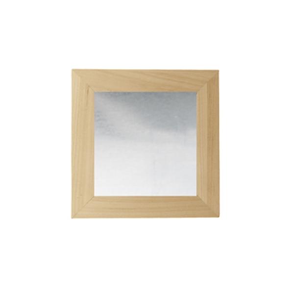 Cadre miroir 50cmx50cm maison pratic boutique pour vos for Cadre miroir