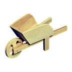 mini Brouette en bois