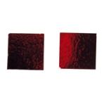 Mosaique Miroir rouge 10x10mm 60 tesselles
