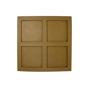 cadre home deco carton maison pratic boutique pour vos loisirs creatifs et votre deco. Black Bedroom Furniture Sets. Home Design Ideas