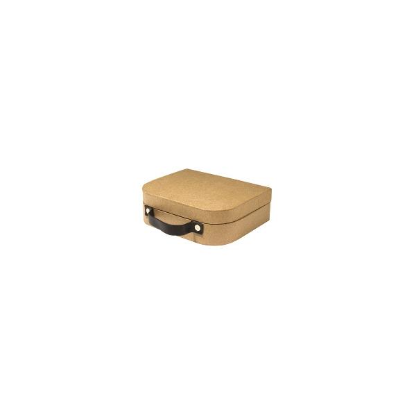 valise en papier mach maison pratic boutique pour vos loisirs creatifs et votre deco. Black Bedroom Furniture Sets. Home Design Ideas