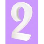 Lettre 3D en carton 2
