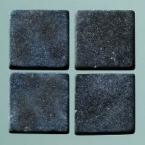 Mosaique romaine 10x10mm noir