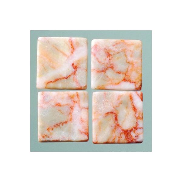mosaique romaine 20x20mm rouge marbr blanc maison pratic boutique pour vos loisirs creatifs. Black Bedroom Furniture Sets. Home Design Ideas