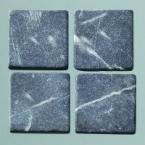 Mosaique romaine 20x20mm Anthracite