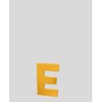 Lettre 3D E en carton 4cm