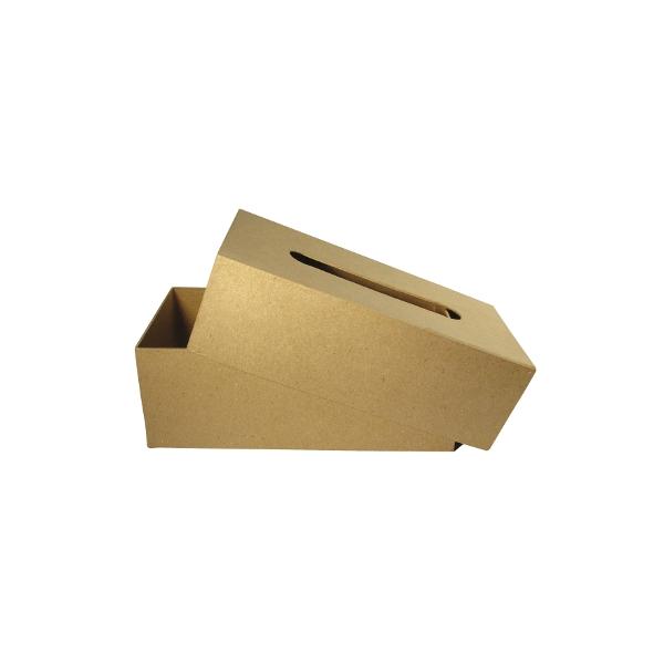 Boite mouchoir en carton maison pratic boutique pour Objets pour decorer votre bureau