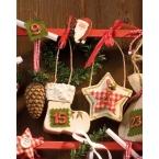 2 Boites Bottes de Noel